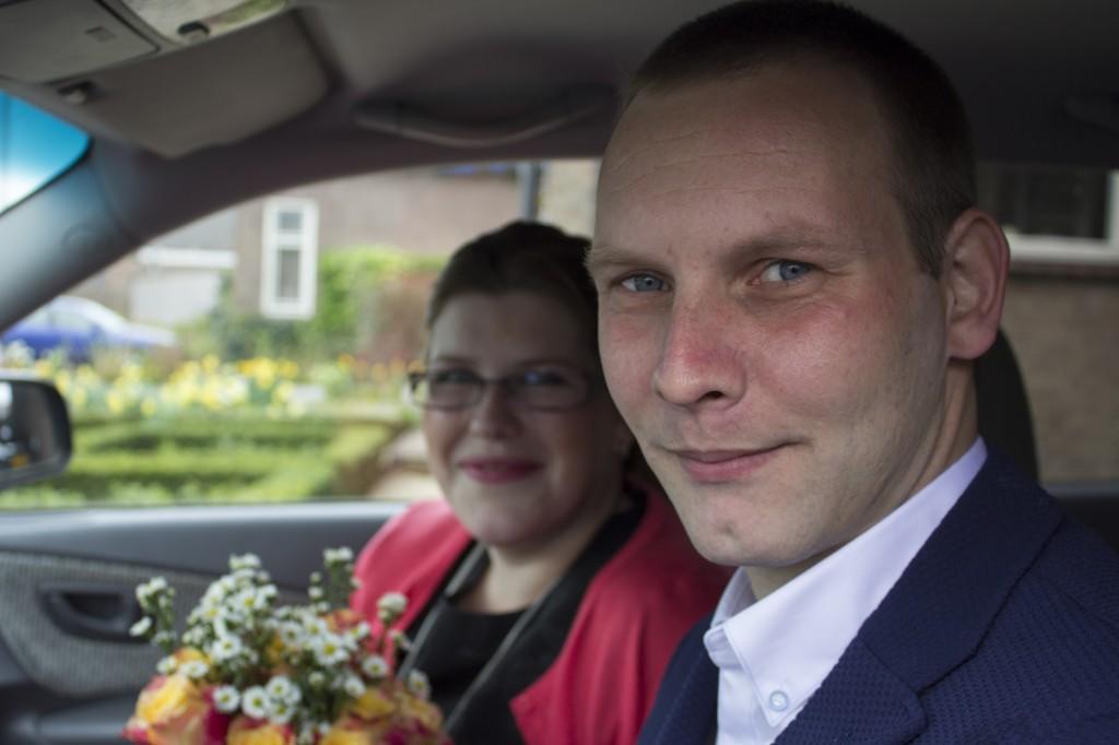 Bruiloft Angela & Eric