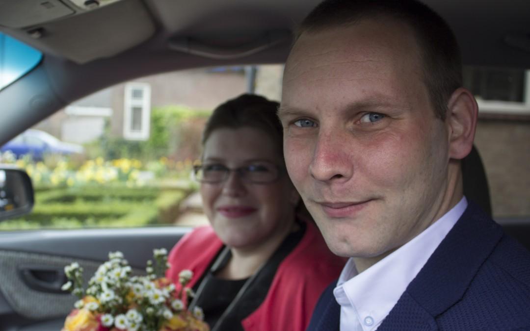 Bruiloft Angela en Eric